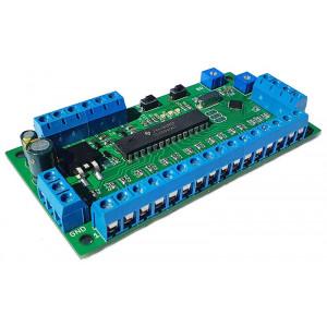 16 канальный лестничный контроллер