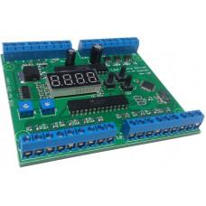 24 канальный лестничный контроллер с дисплеем